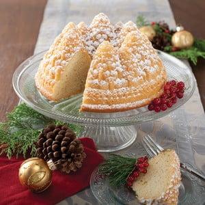 Forma na bábovku Nordic Ware Vianočné stromčeky