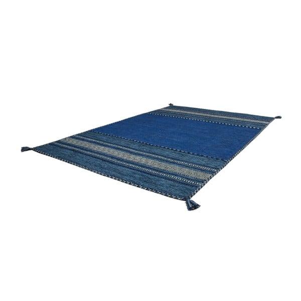 Koberec Native Blue, 160x230 cm