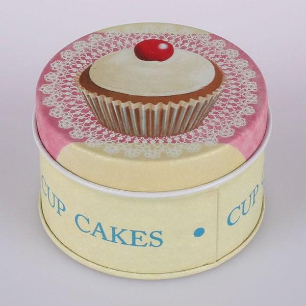 Plechová dóza Cup Cakes