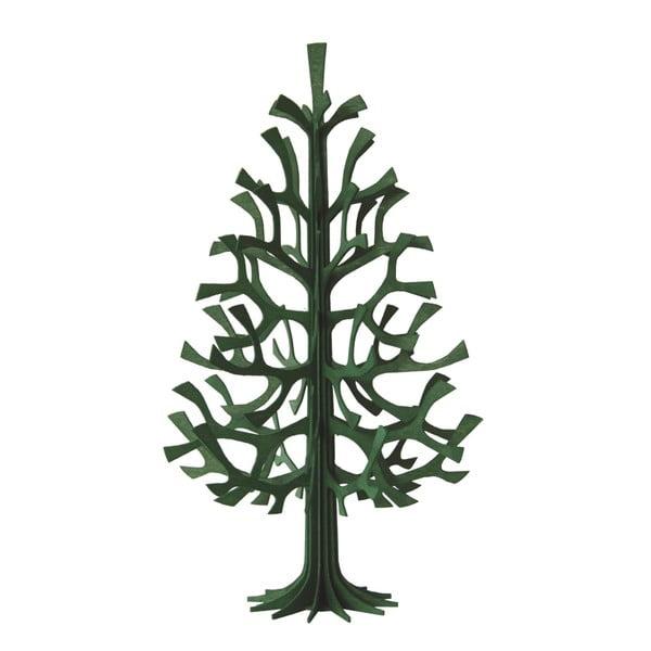 Skladacia dekorácia Lovi Spruce Dark Green, 30 cm