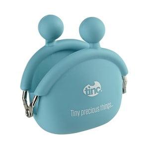 Modrá silikónová peňaženka na mince TINC Tonkin