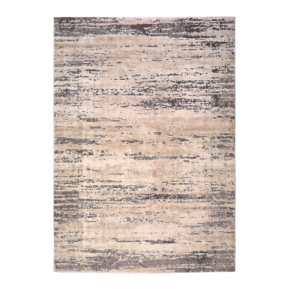 Sivo-béžový koberec Universal Seti Abstract, 60 x 120 cm