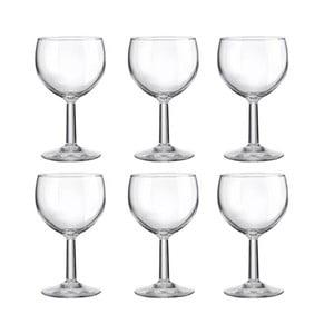 Sada 6 pohárov na víno Valon, 190 ml