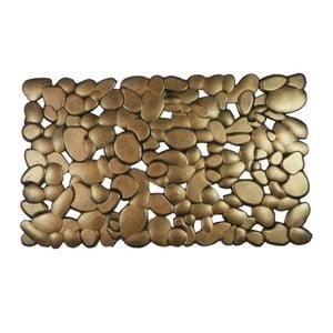 Gumová rohožka Mars&More Brass Stones, 75x45cm