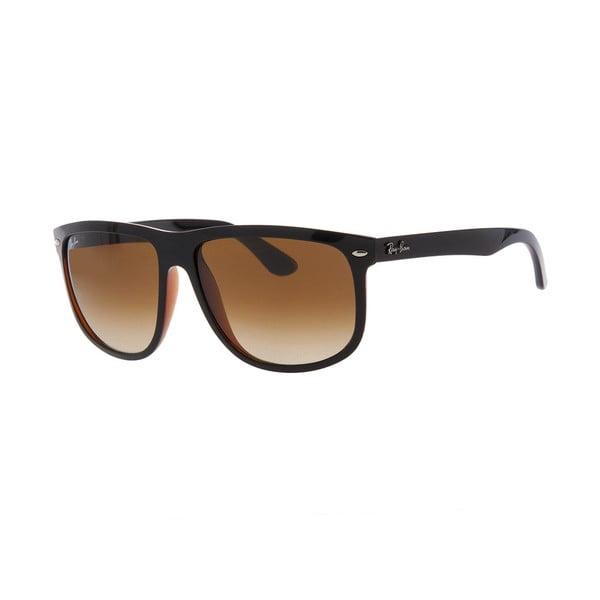 Pánske slnečné okuliare Ray-Ban Petuc Black Brownie