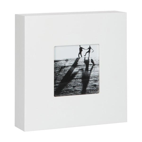 Fotorámik Frame White, 20x20x5 cm