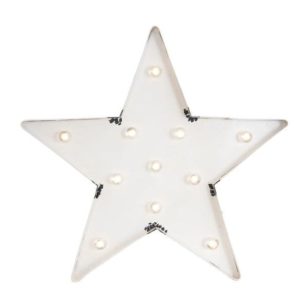 Svietiaca LED hviezda Star, 42 cm