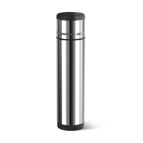 Termofľaša Mobility s bezpečnostním uzávěrem Black/Antracit, 700 ml