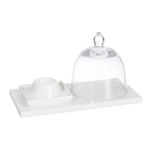 Raňajkový set Bell, 23x12 cm