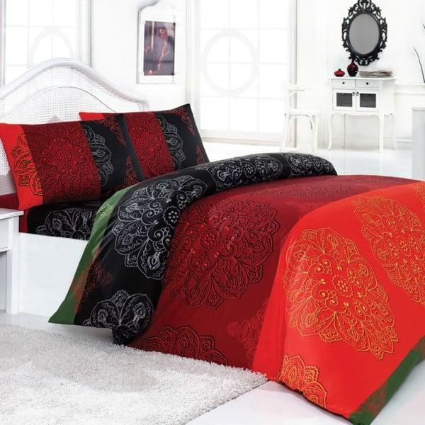 Obliečky Frappe Red, 200x220 cm