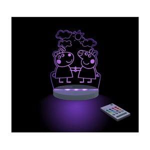Detské LED nočné svetielko Peppa Pig Suzy