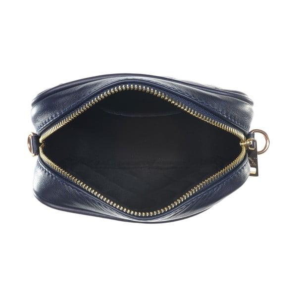 Kožená listová kabelka Coco Blue