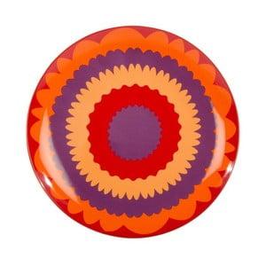 Velký servírovací tanier Pizza Orange, 32 cm