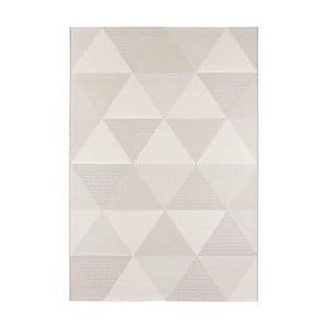Krémovobéžový koberec vhodný aj na von Elle Decor Secret Sevres, 140×200 cm