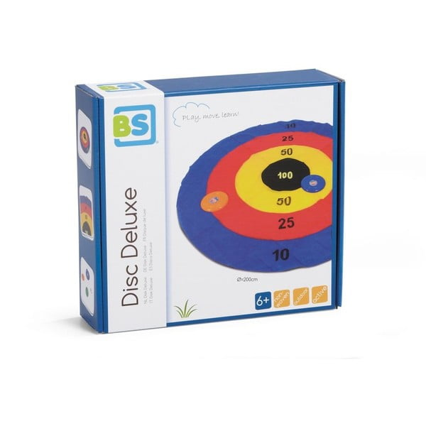 Hra hádzanie s diskom Deluxe Rainbow