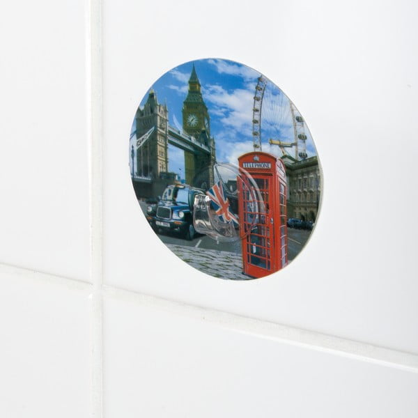 Samodržiaci háčik Wenko Static-Loc London