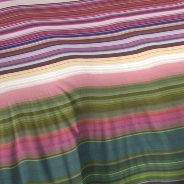 Farebné bavlnené obliečky Muller Textiel Descanso, 240 x 200 cm