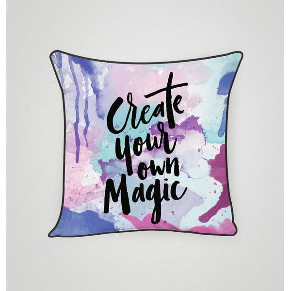 Obliečka na vankúš Your Own Magic I, 45x45 cm