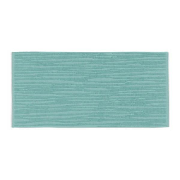 Mentolový uterák Kela Lindano, 50x100cm