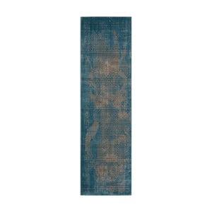 Koberec Nourison Karma Blu, 229x66cm