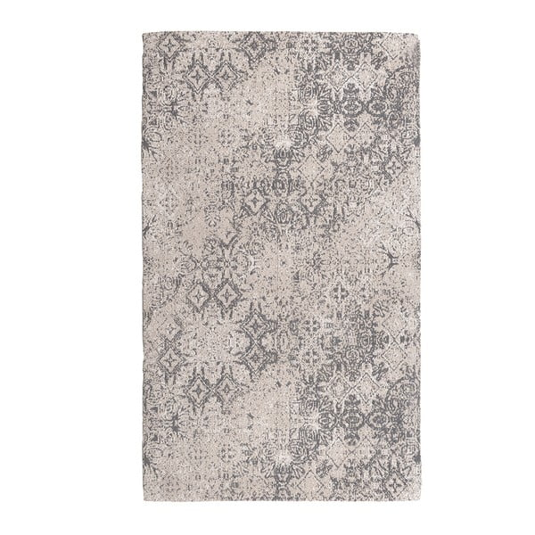 Koberec Chenille, 160x210 cm, sivý