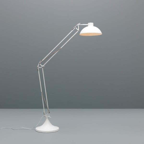 Biela stojacia lampa Design Twist Isparta