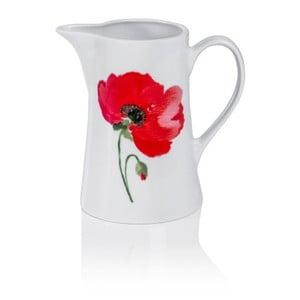 Porcelánová kanvička Sabichi Poppy