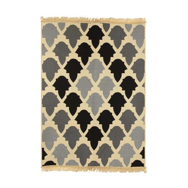 Modrý koberec Floorist Baklava Claret Blue,60x90cm