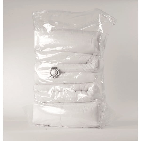 Vákuoový obal na oblečenie Vacuum Moving, 52x95 cm