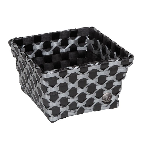 Košík Albi Black/Silver