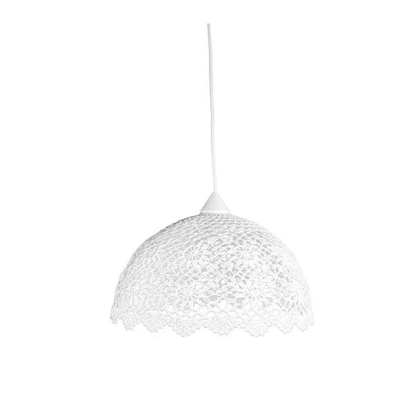 Stropné svetlo Mauro Ferretti Cotton Lace, 39 cm