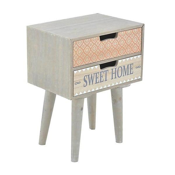 Nočný stolík Sweet Home
