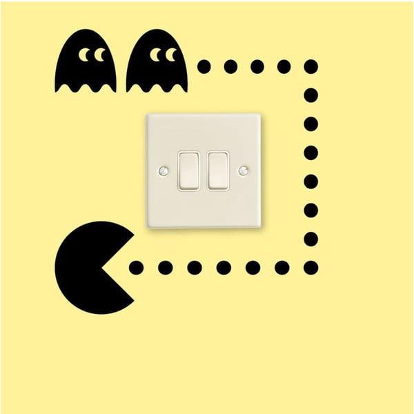 Samolepka Pac Pacman