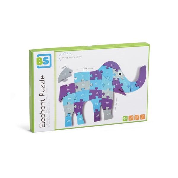 Detské puzzle Elephant
