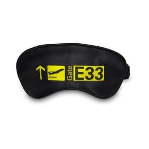 Čierno-žltá maska na oči POTIRON Paris