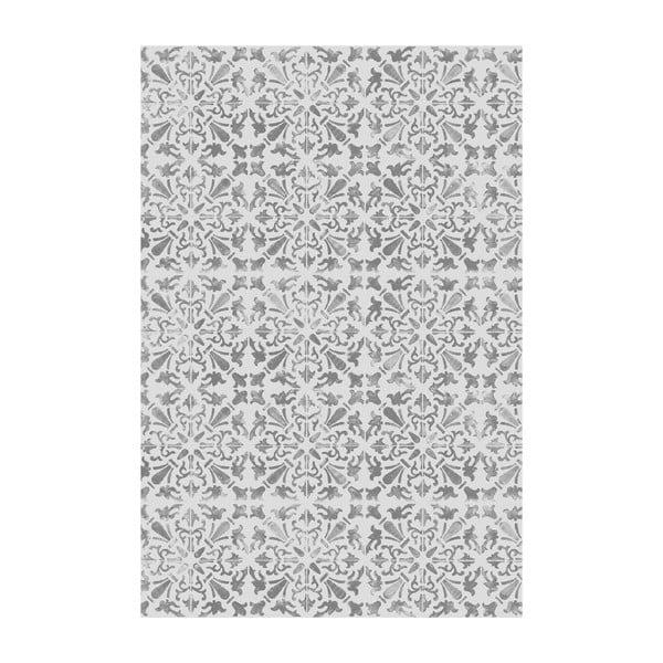 Vinylový koberec Carmen Gris, 100x150 cm