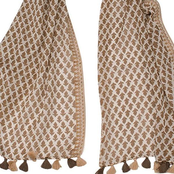 Bavlnená šatka Shirin Sehan - Svenja