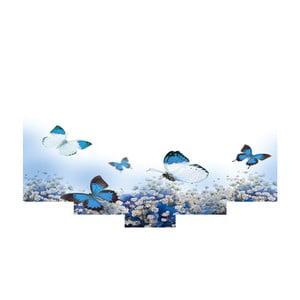 5-dielny obraz Butterfly