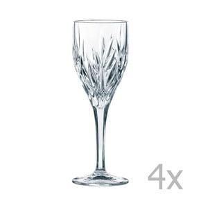 Sada 4 pohárov na víno z krištáľového skla Nachtmann Imperial Purpose, 240 ml