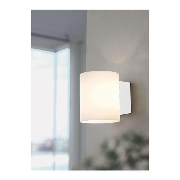 Nástenné svetlo Herstal Evoke White