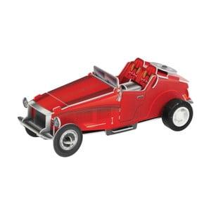 Papierová skladačka automobilu Rex London Vintage Racer