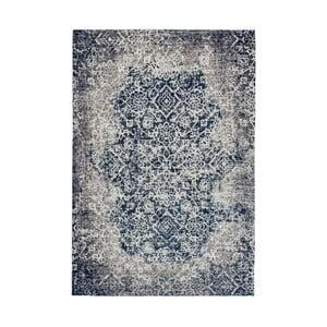 Modro-sivý koberec Kayoom Memorial, 80 x 150 cm