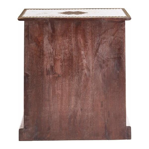 Komoda s 9 zásuvkami z mangového dreva Støraa Vito