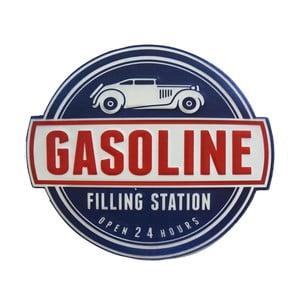 Ceduľa na stenu Novita Gasoline