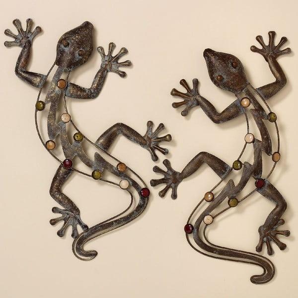 Nástenná dekorácia Lizard