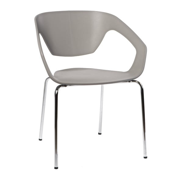 Sada 2 stoličiek D2 Space, sivé