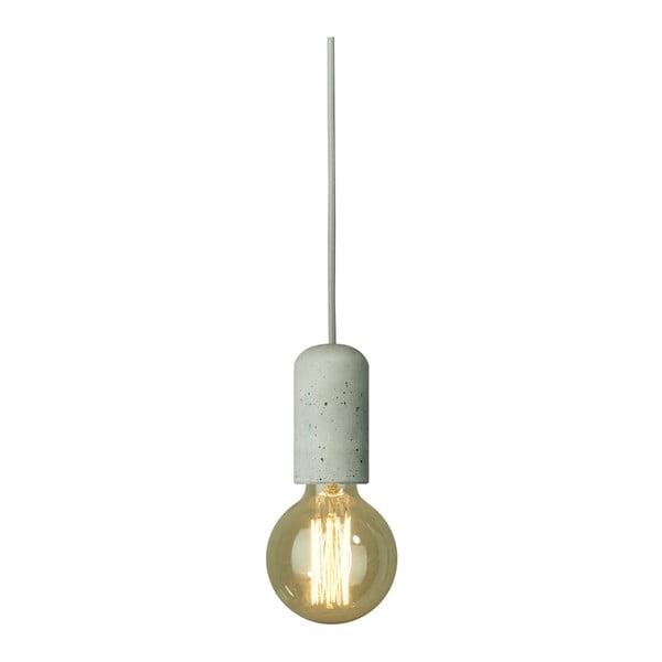 Sivé svietidlo od Jakuba Velínského, 1,2 m