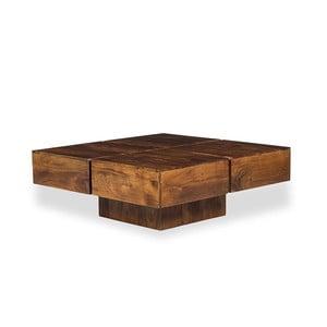 Konferenčný stolík z akáciového dreva Woodking Celtic
