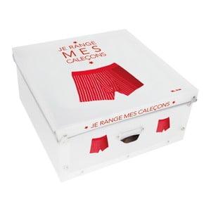 Krabica na spodné prádlo Me Caleçons