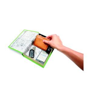Tajná škatuľka na poklady In-Car-Nito